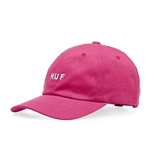 HUF Essentials Og Logo Cap One Size Fuchsia -