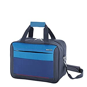 Gabol, Bolsa de Viaje, 50 cm, 15 Liters, Azul