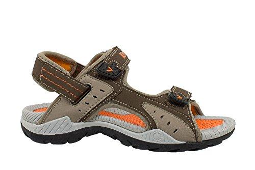 Kefas  Solar, Sandales pour garçon Taupe - Brown