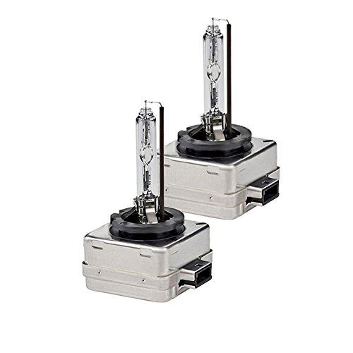 Preisvergleich Produktbild 2x Osram D1S Xenarc Original Xenon Brenner Xenonbrenner 4100K 66144 35 Watt Autolampe Birnen