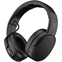 Skullcandy Crusher Wireless - Casque supra-auriculaire Bluetooth avec micro Noir