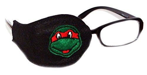 les-enfants-et-les-adultes-pour-cache-oeil-orthoptique-amblyopia-lazy-occlusion-therapy-motif-tortue