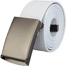Ceinture en tissu pour Femmes et Hommes extra forte jusqu à 140cm de  longueur   3bdc3e1aa9d