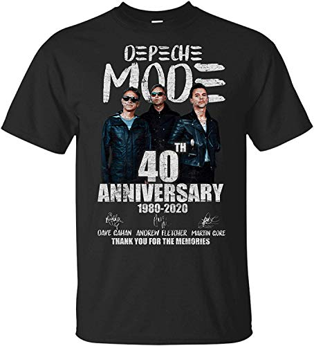 Leet Group 40 Years of Depeche Mode 1980-2020 Thank You For The...