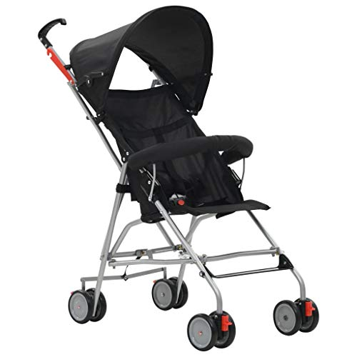 *vidaXL Kinderwagen Klappbar Buggy Sportwagen Sportbuggy Kinderbuggy Babywagen*