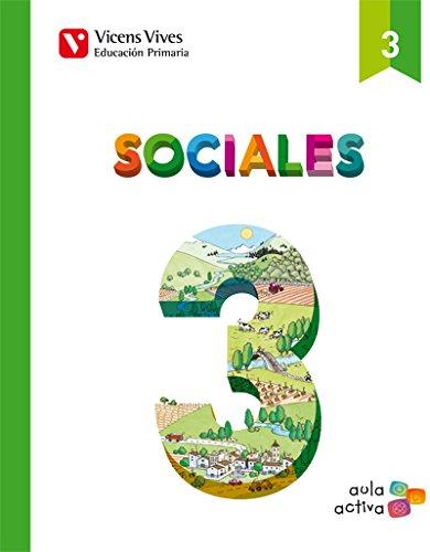 SOCIALES 3 (AULA ACTIVA): 000001-9788468220543