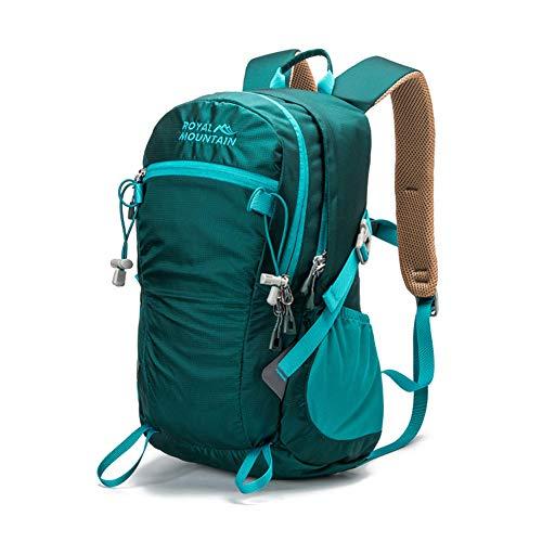 LOCAL LION Wanderrucksack Trekkingrucksack Fahrradrucksack für Damen & Herren 30L / 20L mit Regenschutz zum Wandern Trekking Camping Fahrradfahren Sport Uni Schule