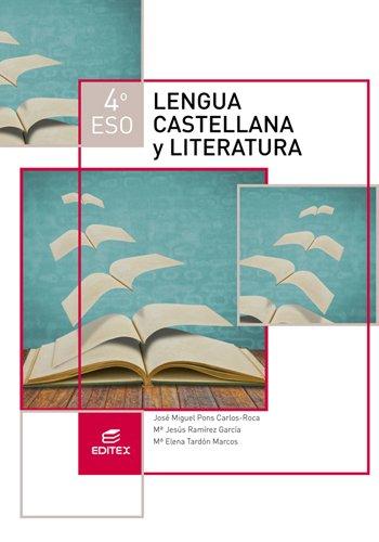 Lengua castellana y Literatura 4º ESO (LOMCE) (Secundaria) - 9788490787496