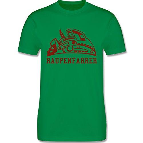 Andere Fahrzeuge - Raupenfahrzeug - Herren Premium T-Shirt Grün