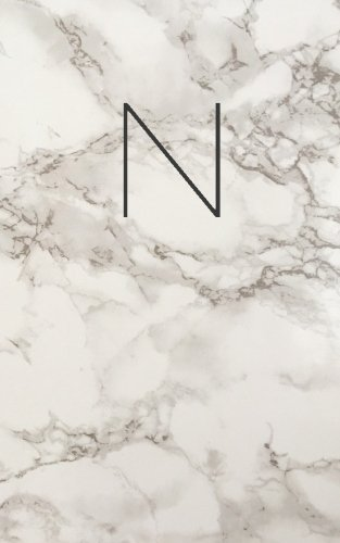 n-initial-n-notebook-marble-cover-composition-notebook-100-pages-5-x-8-college-ruled-matte-cover