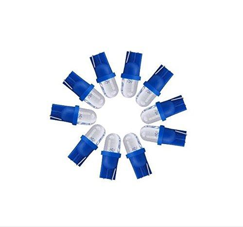 kingwin Zehn T10 Keil seitenverkehrt Seite blau LED Leuchtmittel Automotive LED Instrument Lichter