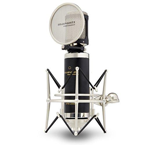 Marantz Professional MPM-2000 Kondensator Großmembranmikrofon mit Nierencharakteristik
