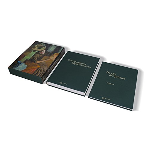 Correspondances impressionnistes par Pascal Bonafoux