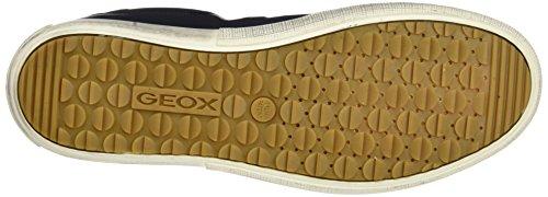Geox U Taiki B ABX B, Scarpe da Ginnastica Basse Uomo Blu (Navy)