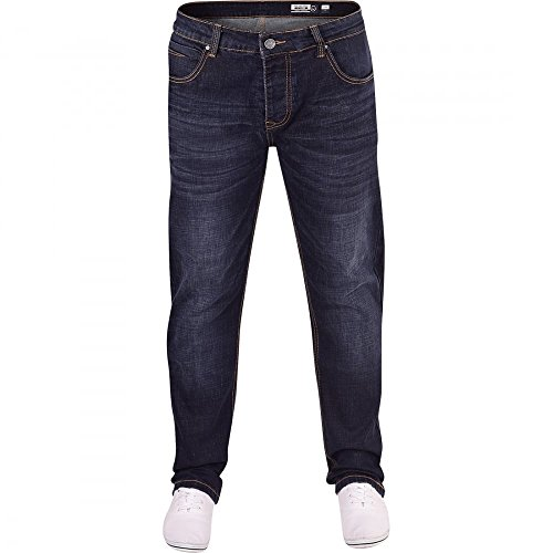 Duck and Cover Mens High Quality Original Durable Straight Regular Fit Denim Jeans