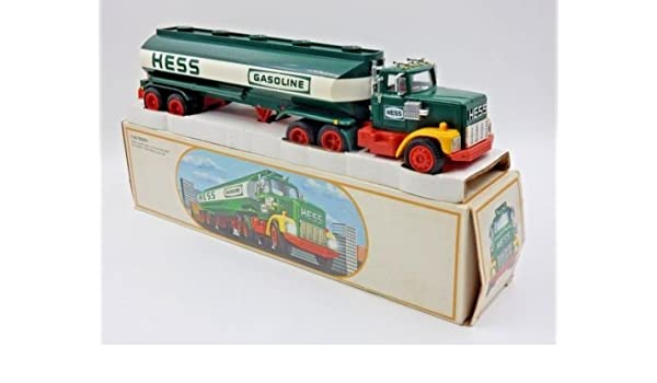 1984 Hess truck case fresh THIS IS FOR ONE TRUCK
