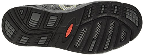 MBT Simba 6, Chaussures de Sport Homme Multicolore - mehrfarbig (Multicolore (Black/Volcano Gray/Yellow))
