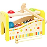 Toys of Wood Oxford Hammer and Balls and Xylophone Set