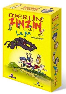 Merlin zinzin : Le jeu