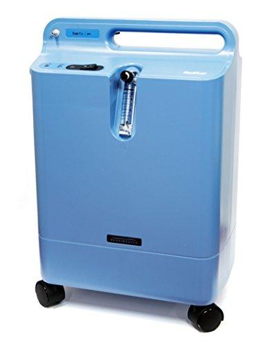 Philips Tragbare Sauerstoff O2 Konzentrator Maschine - Generator 5 Liter/Minute - 2 Jahr Garantie Sauerstoff Philips