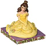 Disney Traditions 4050410 Figurine Belle Gentille Figurine Multicolore 10 cm