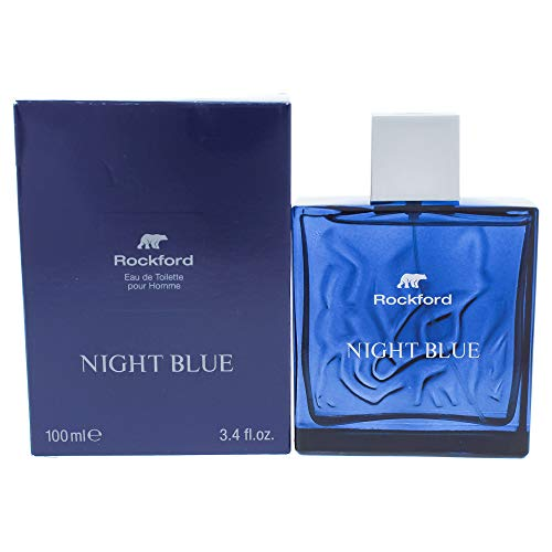 ROCKFORD Night blue edt uomo 100 ml. - Parfum masculin