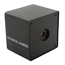 ELP mini box USB camera 5megapixel with 3.6mm lens for machine vision 170degree Auto lens with case