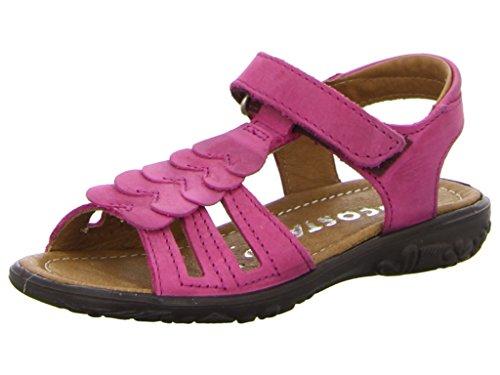 Ricosta Maedchen Sandalen pink, Leder, 410358-43 pink