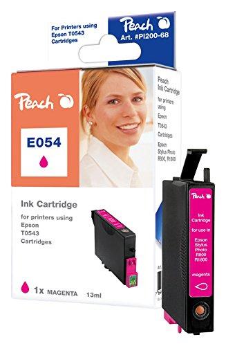 Peach PI200-68 Magenta Kompatibel Tintenpatronen Pack of 1