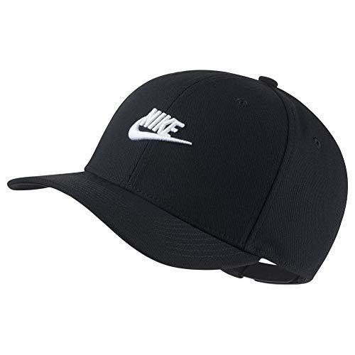 Nike U NSW CLC99 Cap FUT Snapback Black/White One Size