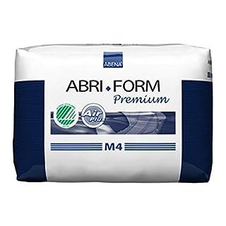 Abena Abri-Form Premium M470–110cm Hüfte/Taille Größe, All-in-One, 3600ml(14 Stücke)