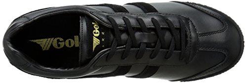 Gola - Harrier Mono, Scarpe da ginnastica Donna Nero (Nero (nero))