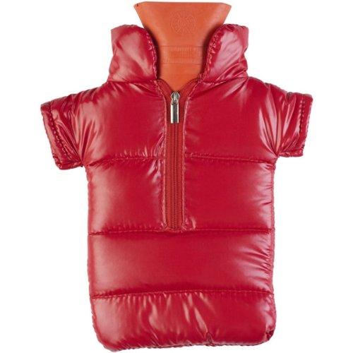 Heizung-Jacke rot