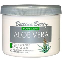 Bettina Barty 1546 Bodyline Body Cream Aloe Vera, 500ml