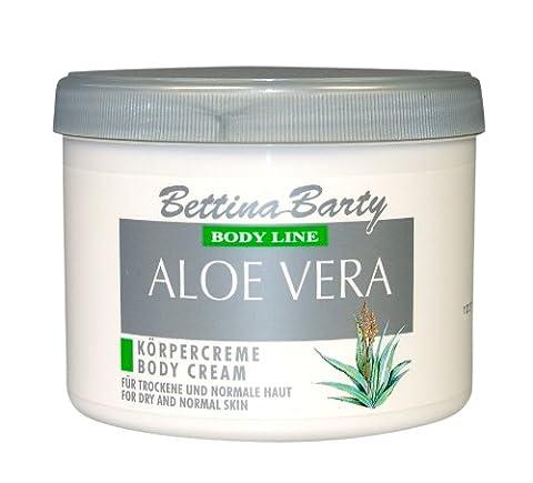 Bettina Barty 1546 Bodyline Body Cream Aloe Vera, 500ml (Aloe Vera Bodylotion)