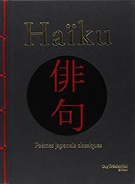 Haïku Poèmes Japonais Classiques Bashô Matsuo Babelio