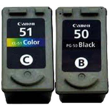 Inkunity-Canon PG-50& cl-51cartucce di inchiostro compatibili per MP180iP2200IP2400