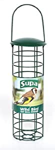 Supa Ltd Supa Fat Ball Feeder Green