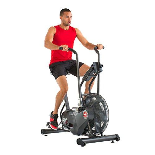 Schwinn Airdyne AD6, 100324, CrossFit Fitnessbike, HIIT-Trainer