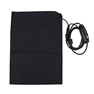 Kleidung Heizkissen, 5V 2A Leichte elektrische USB-Heizkissen Zubehör für Outdoor & Indoor & Camping
