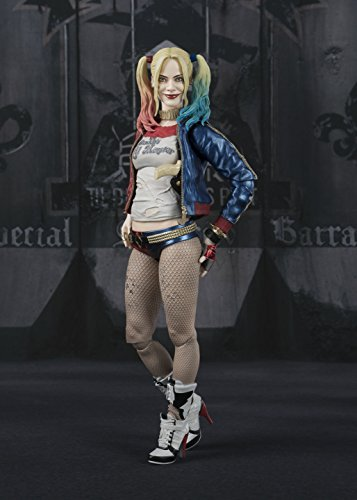 Suicide-Squad-Harley-Quinn-SH-Figuarts-Action-Figure