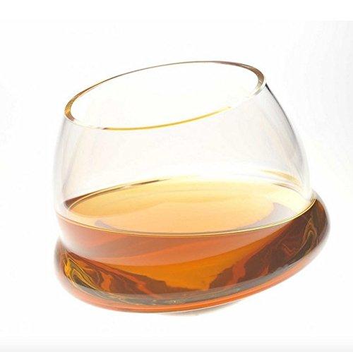 Polydisvins Idée Cadeau Fête des pères: Verre culbuto à Whisky : Le Lot de 6 Verres