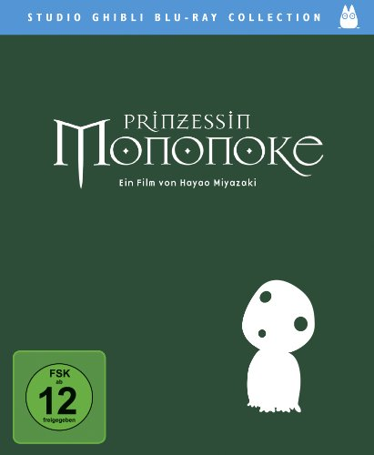 Prinzessin Mononoke (Studio Ghibli Blu-ray Collection)