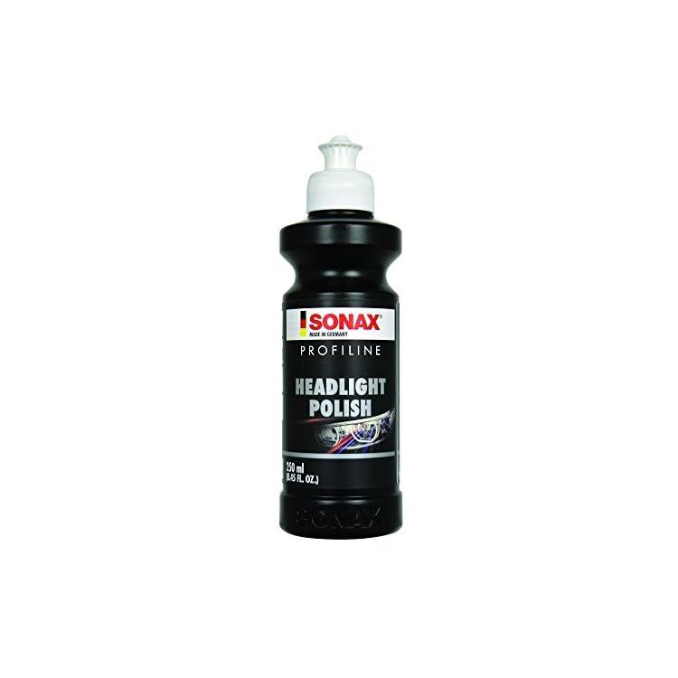 Sonax Headlight Polish