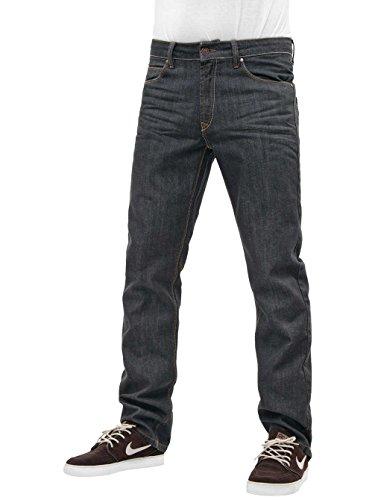 Reell -  Jeans  - Uomo black rinsed denim