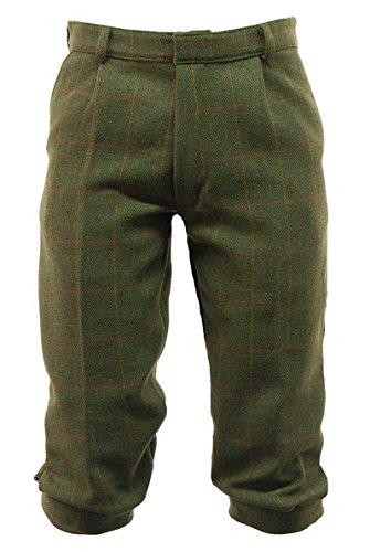 Regents View -  Pantaloni  - Uomo Dark Tweed W30