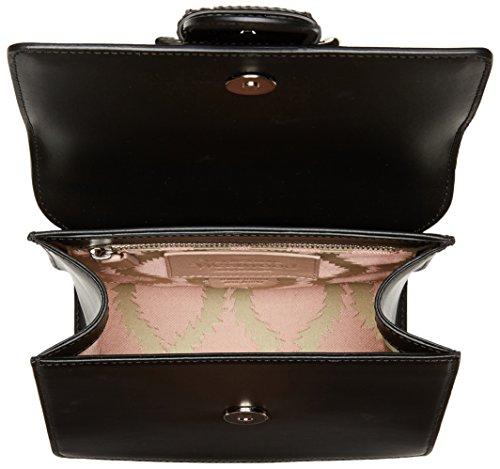 Vivienne Westwood Accessories Femmes Sac bandoulière de Alex Buckle détail Noir Noir