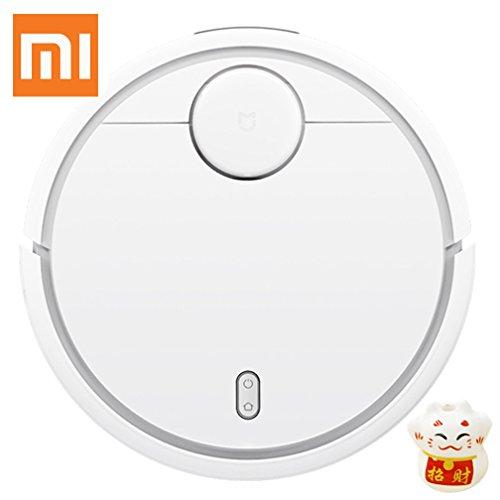 Xiaomi intelligente robot aspirapolvere pulitori per la pulizia dei pavimenti controllo app bianco