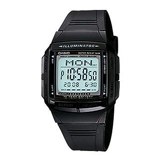 Casio Vintage Series Black Dial Men's Watch – DB-36-1AVDF (DB23)