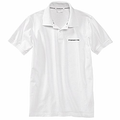 porsche-mens-white-classic-polo-shirt-with-script-logo-uk-eu-large-us-medium